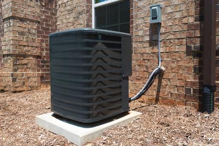 aire acondicionado: Unidad de aire acondicionado