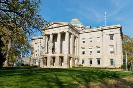 롤리 노스 캐롤라이나 주 역사적인 국회 의사당