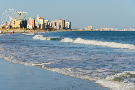 View of Myrtle Beach, South Carolina