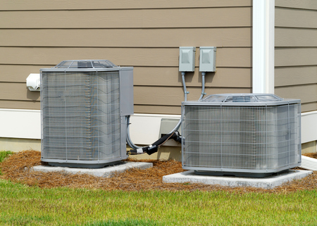 Residential A/C units
