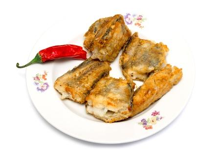 fried fish Stock Photo - 17616241