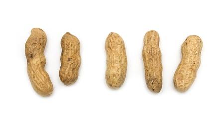 peanuts, peanut Stock Photo - 17616156