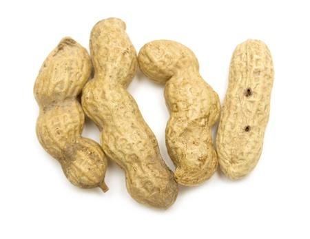 peanuts, peanut Stock Photo - 17616233