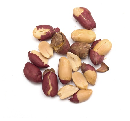 peanuts, peanut Stock Photo - 17616092