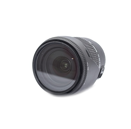 lens on a white background Stock Photo - 17615996