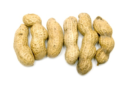 peanuts, peanut Stock Photo - 17645923