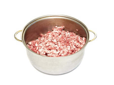 carcass meat: Raw Minced Meat