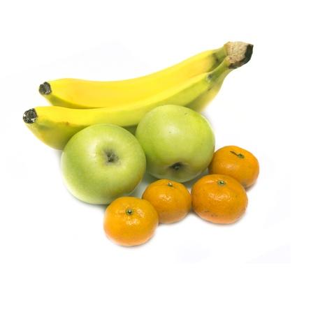 apple banana mandarin