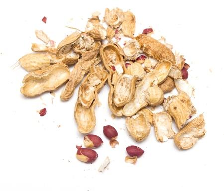 peanuts, peanut Stock Photo - 17646292