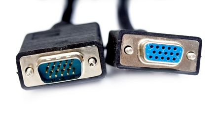 vga: Cable for VGA video out