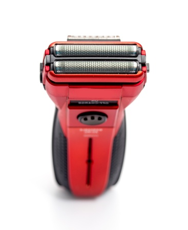 electric shaver: electric shaver