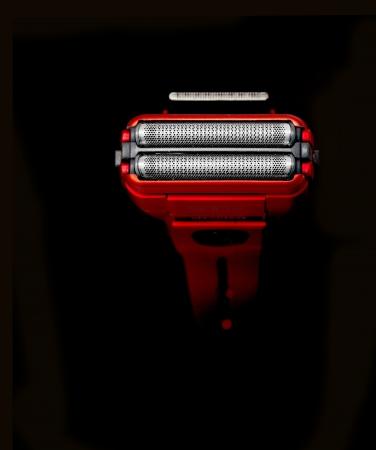 shaver: electric shaver