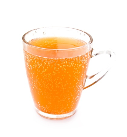Beer in a glass Stock Photo - 18434154