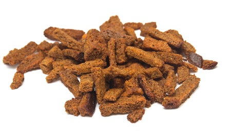 rye crackers Stock Photo - 18447505