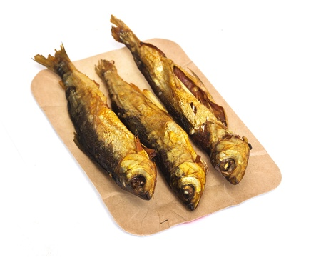 fried bream Stock Photo - 18447626
