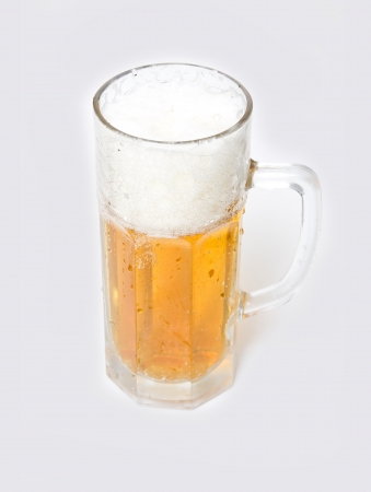 Beer in a glass Stock Photo - 18446433