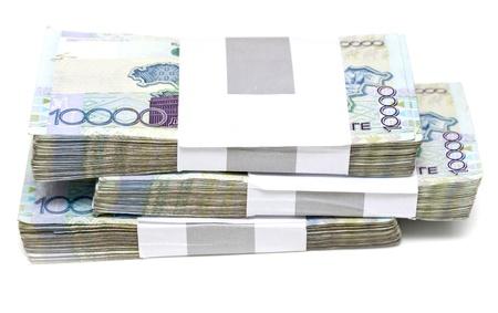 bankroll: Kazakhstan tenge money