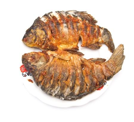 fried bream Stock Photo - 18461041