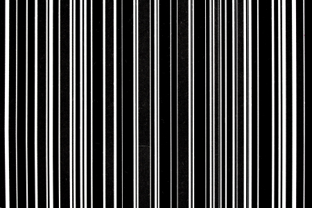 background barcode black white Stock Photo - 18761113