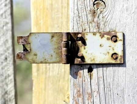 old wooden door Stock Photo - 18806977