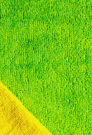 colored terry cloth background photo