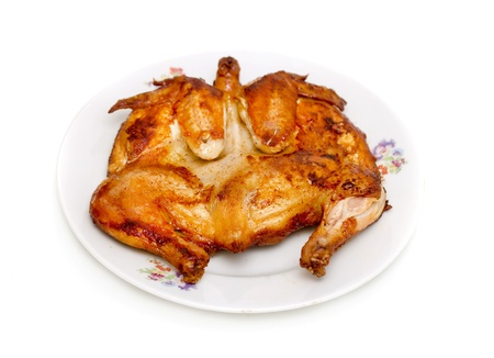 roast chicken photo