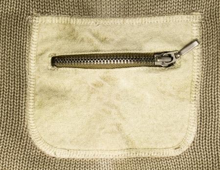 metal fastener: metal lock fastener on clothing