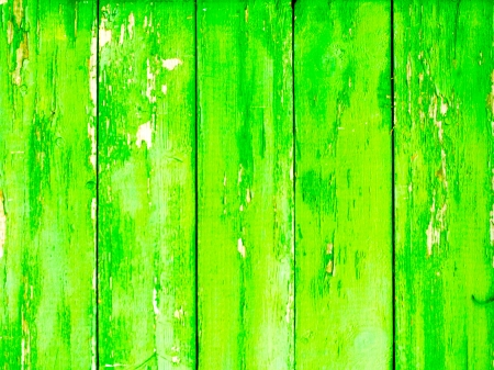 old green wood board texture photo