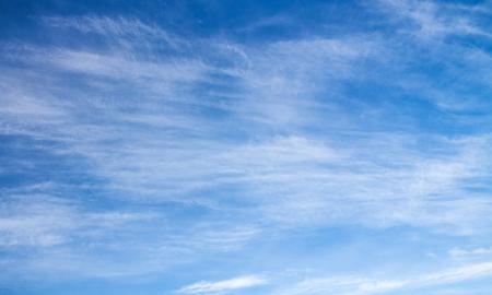 blue sky clouds Stock Photo