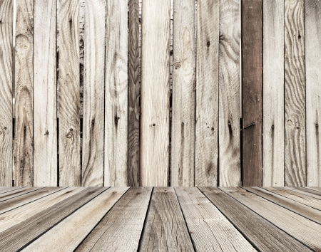 straggly: wooden interior room