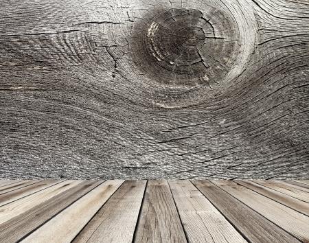 wooden interior room