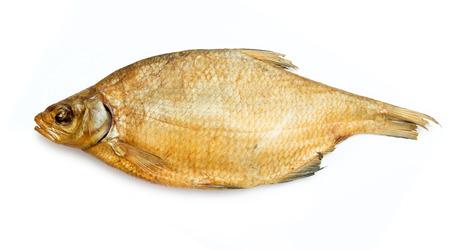 bluefish: smoked bream