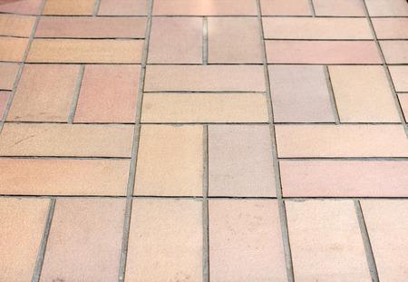 interlocked: Abstract - gray paving slabs