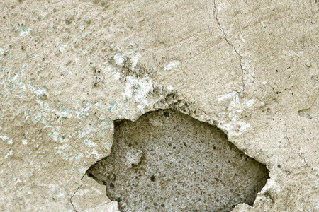 crackles: wall texture background with peeling old paint