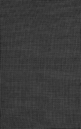ebon: cuadrados netos sobre un fondo negro