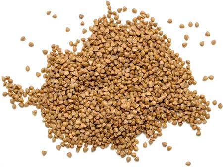 buckwheat, macro
