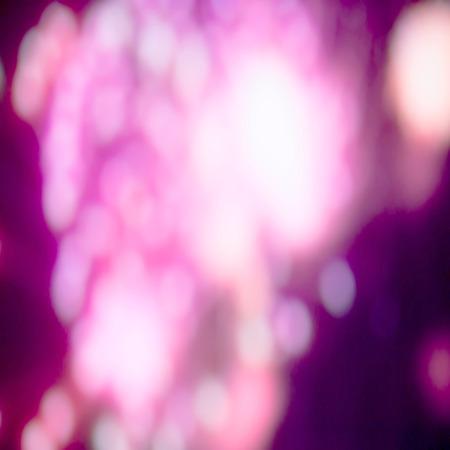 heptagon: Photo of bokeh lights