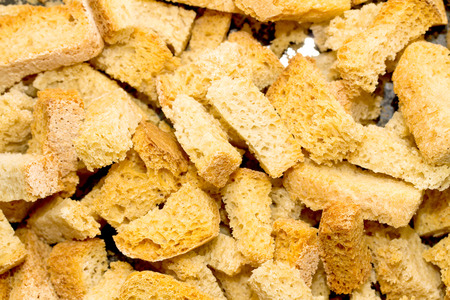 crumbs: a crumbs background Stock Photo