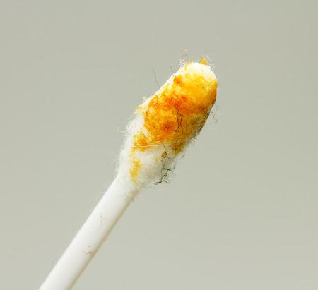 sanitary: use sanitary ear stick