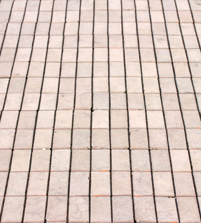 cobbles in perspective photo