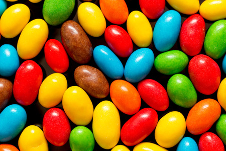 colorful candies photo