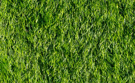 green artificial grass lawn background