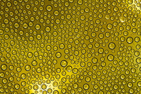 misted: misted glass background, water droplets Stock Photo