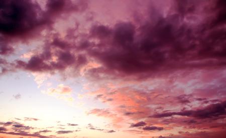 purple sunset: purple sunset sky
