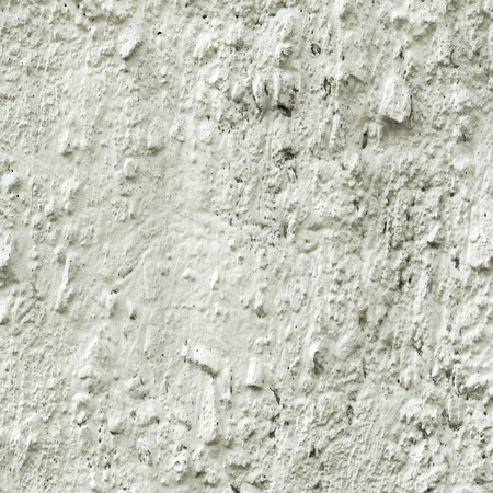 cracked wall: cement plaster wall background Stock Photo