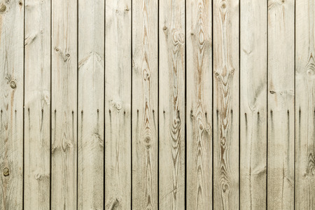 fence: Close up of gray wooden fence panels