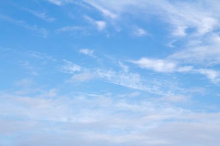 blue sky clouds Archivio Fotografico