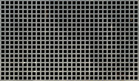 grid background: metal grid background