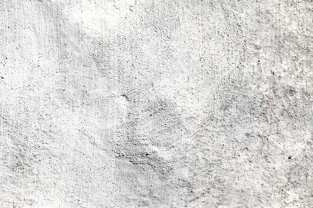 plaster wall: white plaster wall old Foto de archivo