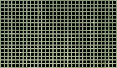 rust metal: metal grid background